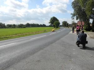 4 km tilløb til 200 meter sprint
