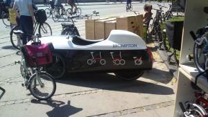 Cargo bike og Strada