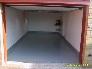 Færdig Velomobil garage