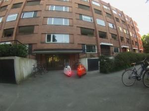 Strada og Milan i Lund