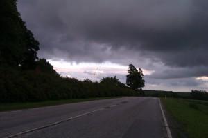 Hul i skyen