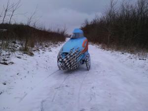 Leitra-som-Snowmobile