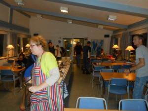 SBS 2013 Laholm vandrehjem Flere er ankommet