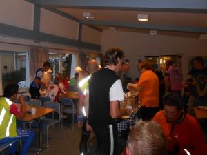 SBS 2013 Laholm vandrehjem Morgenmad