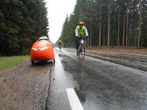 SBS 2013 Sverige Regn og regn