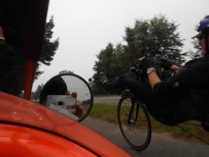 Arthur van der Lee: SBS Deltager på liggecykel