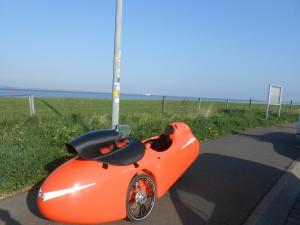 Strada ved Færgen over Elben