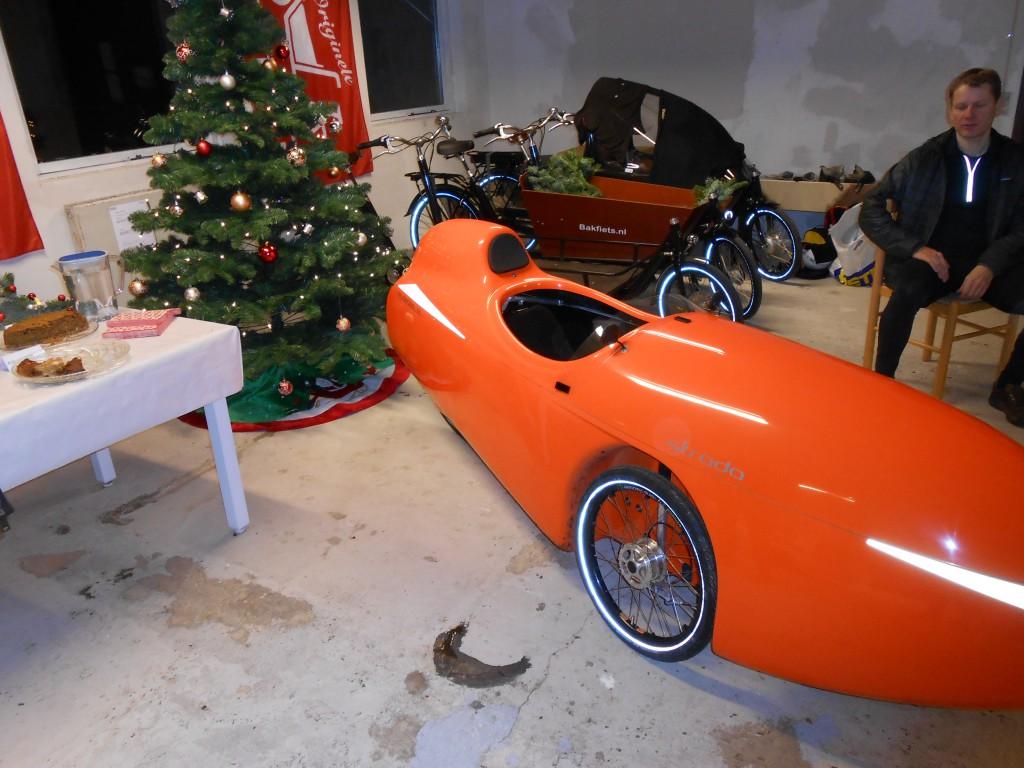 julehygge velomobilcenter 2012