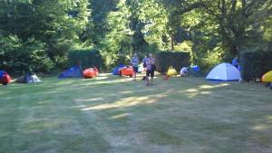 Første camping i Holland (3)