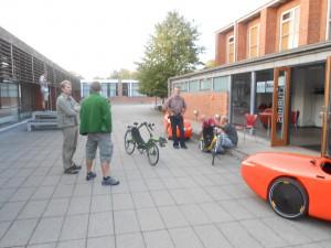 Flere ankommet til Ganløse Kulturhus