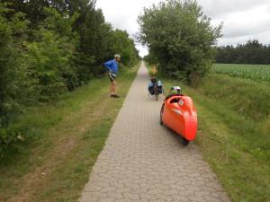 Gammelt togspor til Viborg