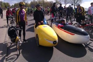 Giro motionscykelløb i Horsens