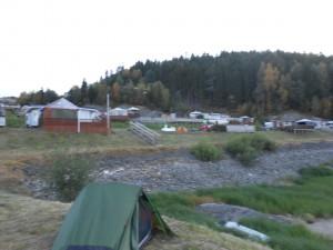 Glennetangen Camping 2