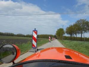 God afmærkning ved vejarbejde på cykelsti