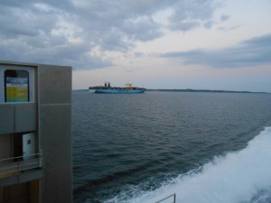 Største containerskib