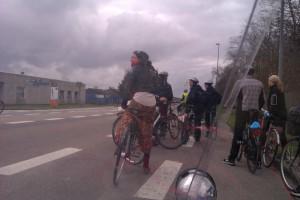 Hvem siger cykeltøj er nødvendigt