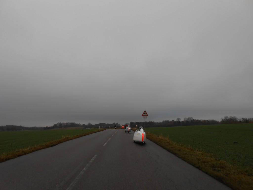 JuleRæs 2012 Afsted