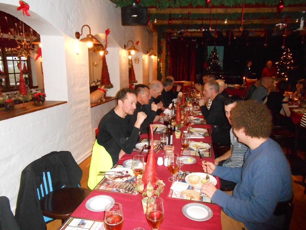 Julefrokost 2012 Ganløse Kro