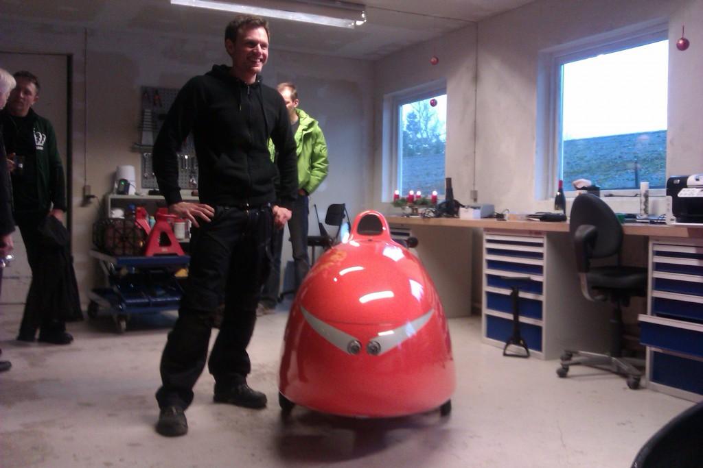 Julehygge og velomobiler 2012 (2)