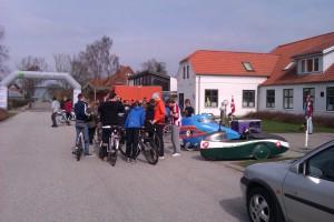 Leitra og Tour De Future Hørby efterskole