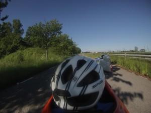 Strada og Milan på vej til Malmø