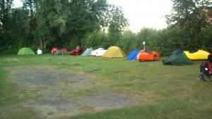Morgenstilhed kl 5.30 på camping i Leer (2)