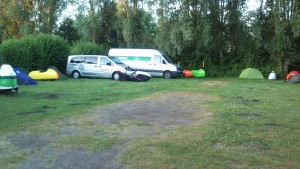 Morgenstilhed kl 5.30 på camping i Leer (4)