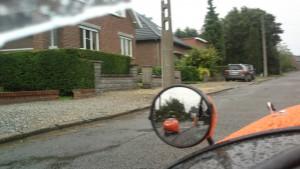 På vej op ad bakker i Belgien