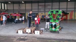 Pernille Kjærgaard Vinder af Dm 2014