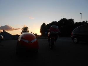 SBS 2013 Strada og Honda 600