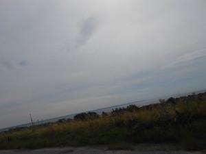 SBS 2013 Tørt men skyet ved Mariager Fjord