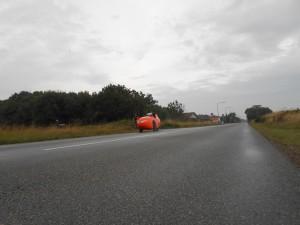 Strada og SBS 3013 på Østkystvejen (2)