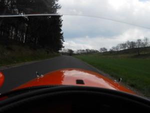 Små veje i Midjylland
