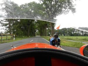 Strada vue til ligecykel
