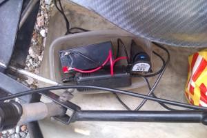 USB udtag til Mobil og GPS