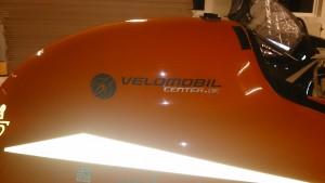 Velomobilcenter dk logo